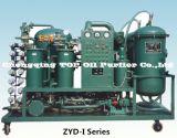 두 배 단계 진공 격리 기름 정화와 재생 장치