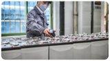 Großhandels-geregelte Leitungskabel-saure Solarbatterie Winkel- des Leistungshebels12v230ah Ventil