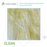 Cobertor das lãs de vidro de fibra do material de isolação térmica com revestimento de Wpsk