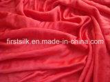 Tela de seda de Jersey do estiramento