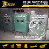 Тип сепаратор крена электрической шахты песка Zircon разъединения штуфа сухой электростатический