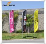 bandierina di alluminio di pubblicità della piuma di stampa di 3.4m Digitahi/bandierina di volo