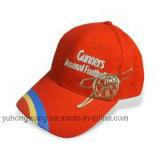 新しいデザイン時代の野球帽の刺繍されたスポーツの帽子