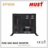 Met lage frekwentie van Net gelijkstroom aan AC 220V 24V 3000watt Omschakelaar