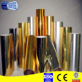 Grueso 0.007 milímetros de papel de aluminio para el cigarrillo