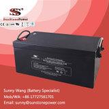 batterie exempte d'entretien d'UPS du cycle profond AGM de 12V 250ah