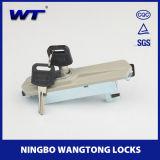 Fechamento da chave mestra da alta qualidade de Wangtong 9700 para a porta de vidro