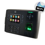 WiFi de support de système de contrôle d'accès d'empreinte digitale (TFT700/WiFi)