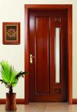 Porta de vidro do PVC do interior com melhor preço, qualidade superior, rapidamente prazo de execução