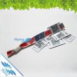Qualität gedrucktes Armband mit RFID Karte/Marke