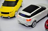 차 모양 전용량을%s 가진 휴대용 USB 충전기 5200mAh를 달리는 선전용 선물