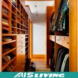 Подгонянный шкаф шкафа меламина для домашней мебели (AIS-W004)