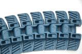 Chaîne de convoyeur en plastique de dessus de Tableau de longue vie flexible d'usure