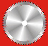 Solid Tungsten CarbideのCT Slitting Saw Cutter