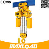 7.5ton Construction Hoist met Electric Trolley Type (HHBB7.5-03SE)
