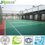 Buon pavimento di sport esterno della corte di tennis della superficie di sport di effetto dell'ammortizzatore