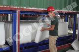 Máquina de fatura de gelo Containerized do bloco, planta de gelo do bloco, linha do fabricante de gelo