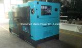36kw Reserve Diesel van Cummins van het Tarief 45kVA Geluiddichte Generator