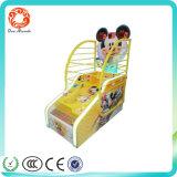 2016 het Beste het Verkopen het Ontspruiten van het Basketbal van Jonge geitjes Muntstuk In werking gestelde Vermaak van de Arcade van de Machine van het Spel
