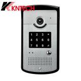 Telefone video da porta de Kntech Knzd-42vr com teclado