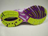 Ботинки Outsole зимы широкие резиновый Hiking тапка для женщин