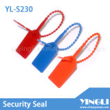 Serial Number (YL-S230)の使い捨て可能なPlastic Seals