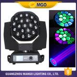 La iluminación del disco sea luz principal móvil del ojo K10 LED