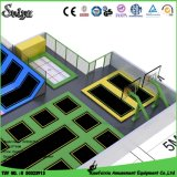 Nouvelle conception Trampoline Commercial Park (14-4-1)