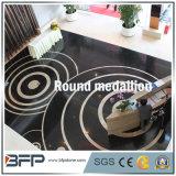 Medaglione/reticolo/mosaico di marmo naturali del getto di acqua della pietra delle mattonelle per l'hotel Corridoio/decorazione dell'interno