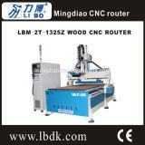 Libbra Doppio-Heads CNC Engraving Machine di Automatic Loading e di Unloading