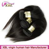 Cabelo de tecelagem do Virgin da companhia 100 do cabelo humano