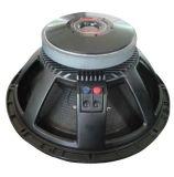 18 pulgadas de audio profesional de baja frecuencia de transductor