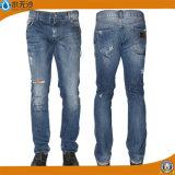 工場2016年の卸し売り人の方法デニムの綿のジーンズ