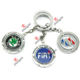 Metall Car Logo Keychain für Car Promotion Gift (KRC18)