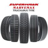 Pneu radial simple superbe de camion de Superhawk 385/65r22.5