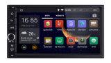 7インチ2 DINの純粋なアンドロイド4.4システムカーラジオGPSの運行ユニバーサル車のDVDプレイヤーのウシ2818WサポートGPS/WiFi/3G/OBD/Bt/DVR