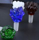 Beste verkaufenfarbige rauchende Zubehör für Glaspfeife