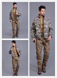 Напольная куртка офицера армии командира Softshell Водоустойчив Windproof Пальто