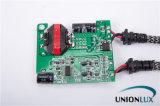 Unionlux ESCONDEU o reator ESCONDIDO 6000k do bulbo 55W Canbus do jogo do xénon