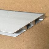 Profil en aluminium/extrusion en aluminium oxydée de bâti de chariot