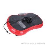 Body pieno Vibration Plate Crazy Fit Massager con 200W Motor