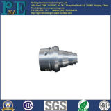 Hecho en piezas mecánicas de aluminio modificadas para requisitos particulares China