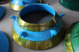Mantel de broyeur de cône et concave avec la qualité et le prix usine