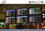 P4 écran d'intérieur de haute résolution de la location DEL pour l'étape et les événements