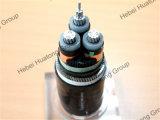Het middelgrote Voltage XLPE isoleerde de Gepantserde Kabel van de Macht