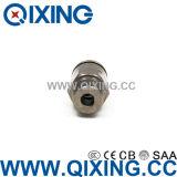 Adattatore adatto unito della macchinetta a mandata d'aria dell'accoppiatore rapido del metallo