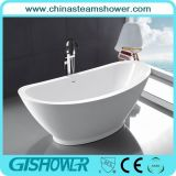 Tina de baño libre de acrílico oval (KF-757)