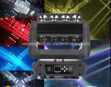 1つの360のローラー党SharpyのビームLED DJ幻影の移動ヘッドに付き16PC 25W 4つ