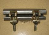 Bride de réparation de solides solubles avec du matériau d'acier inoxydable