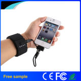 2016 Wrist Band Gadget External Power Bank Carregador de bateria USB